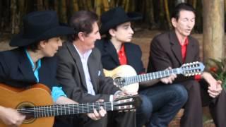 Lourenço e Lourival com Luis Gustavo e Luis Augusto - Menina da Aldeia (Clipe Oficial)