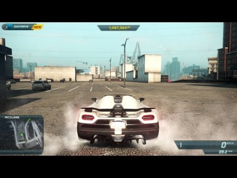 Need for Speed Most Wanted FULL GAME Part 2 Gameplay Walkthrough