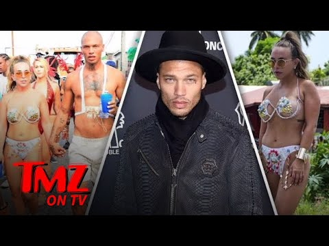 Jeremy Meeks and Chloe Green Still Going Strong | TMZ TV