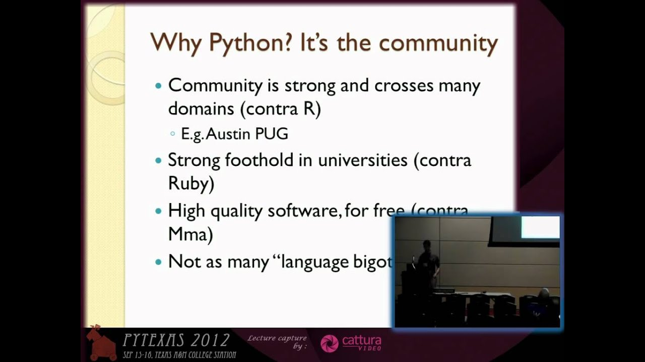 Image from Back to School: Python, Udacity, and the future of online education