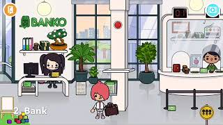 Toca Life ; Office - ALL COSTUMES!