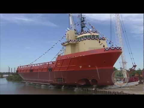 Hull 261 - M/V Ingrid Launch - NAF