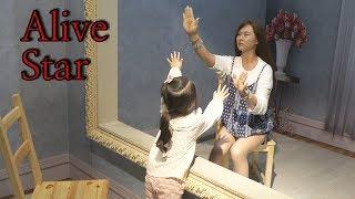 실제 크기의 밀랍인형이 있어요!! 서은이의 얼라이브 스타 체험 트릭아이 박물관 강남스타일 팔씨름 스파티더맨 Alive Star Museum