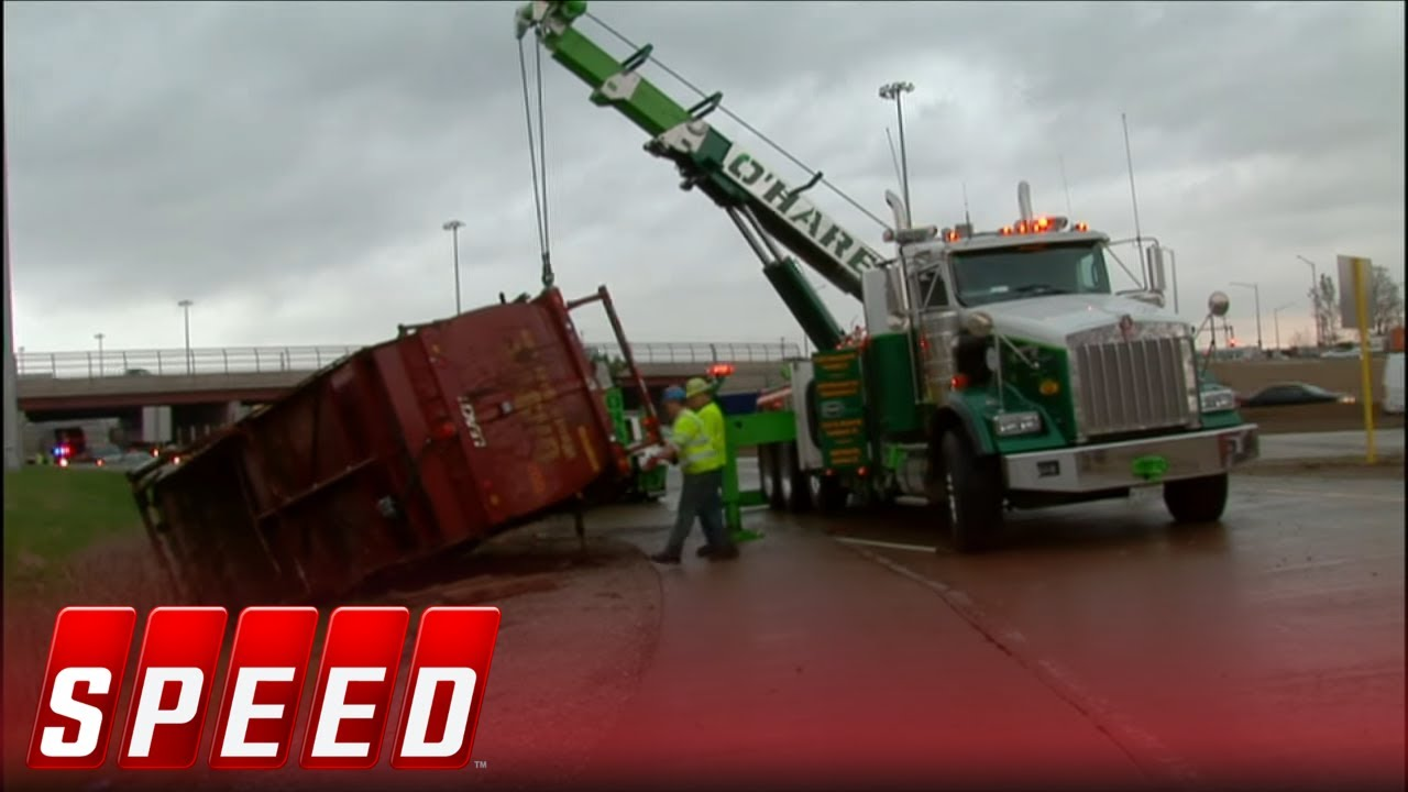 Download Wrecked - Season 1 Episode 9 - Off-Roading in Chicago | SPEED