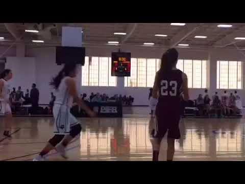 Carla Escanillas - Freshman in Varsity Marymount School of New York