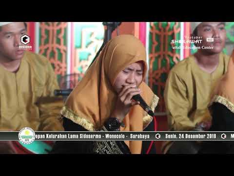 Nabrotuzzain - Lailatus Sholawat Se Jatim Di Sidosermo Surabaya 2018