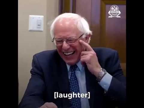 Bernie Asks Danish Politician: Why Is Denmark So Happy?