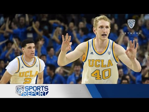 Highlights: No. 3 UCLA men's basketball defeats Washington State in home finale