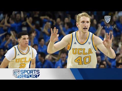 Highlights: No. 3 UCLA men
