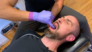 INTENSE HEADACHE and TMJ Relief | Full Body Chiropractic Adjustment by Dr. Aaron