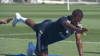 Vinícius Júnior impressione déjà à l'entraînement HD| Real Madrid