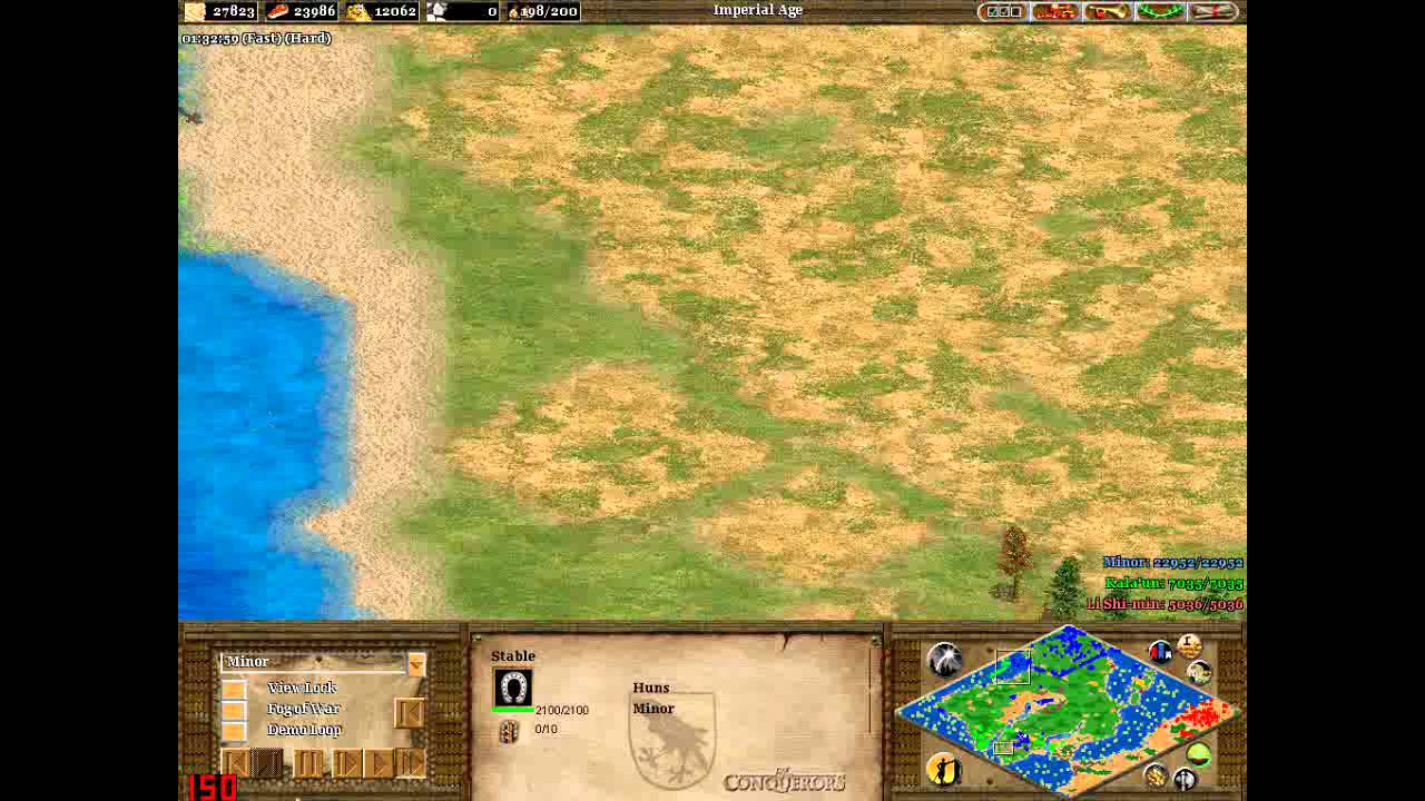 Age of empires ii the conquerors random game guide real world 5 age of empires ii the conquerors random game guide real world 5 iberia part 26 youtube gumiabroncs Image collections