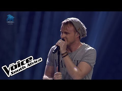 Josh - Say You Won't Let Go | The Live Show Round 6 | The Voice SA