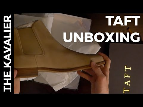 Taft Derbies & Chelsea Boots Unboxing & Try-On