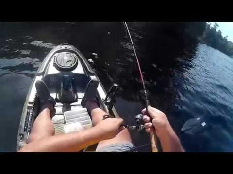 Fishing New Lake