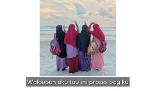 Jangan salahkan hijabku Shohibattusaaufa Lyrics