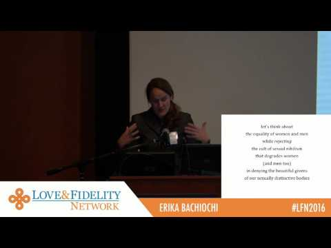 Erika Bachiochi – Discovering Sexual Equality in Our Shared Response to Human Dependency