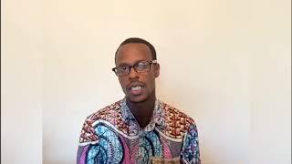 PSA: LiftUpLou in Kinyarwanda (COVID-19: kuguma murugo bishobora kurokora Ubuzima.)