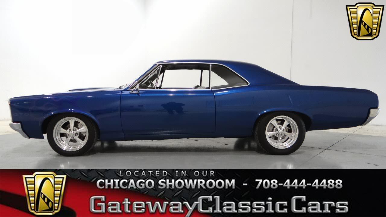 Pontiac Gto Gateway Classic Cars Chicago Youtube