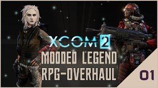 XCOM 2 - RPG Overhaul Legend 01: A Beginning to Remember!