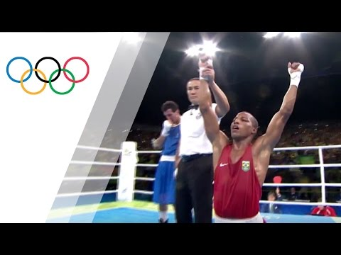 Brazil win first boxing gold medal