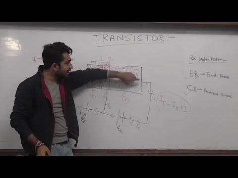 Transistor basics lecture 8 by MSK