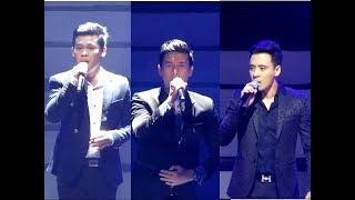 PAMBATO NG PINAS ! Marcelito Pomoy , Christian Bautista & Erik Santos