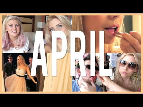 APRIL | Time of The Month 2016
