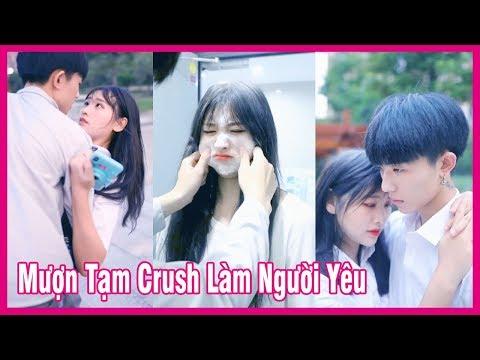 Mượn Tạm Crush Làm Người Yêu | PHIM NGẮN VIETSUB | Hóng Hớt TV