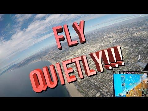 Santa Monica SMO Takeoff Noise Abatement Procedure Phenom 300