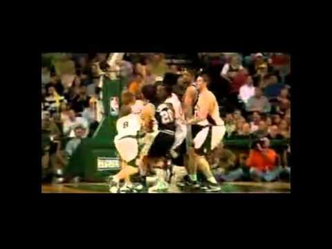2005 NBA Playoffs: San Antonio Spurs vs Seattle Super Sonics