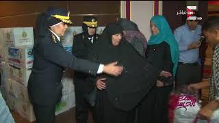 ست الحسن - الداخلية توزع هدايا على أمهات السجناء في عيد الأم