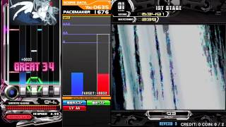 [IIDX 8th] WAR GAME - ASLETICS (SP Another)