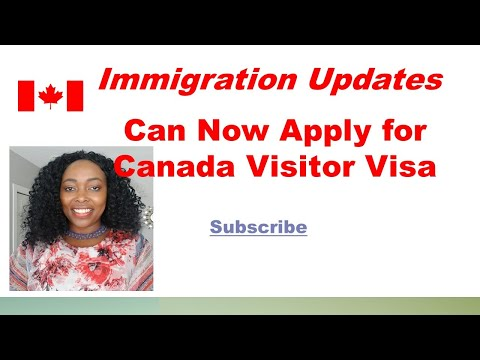 You Can Now Visit Canada And Other Immigration Updates