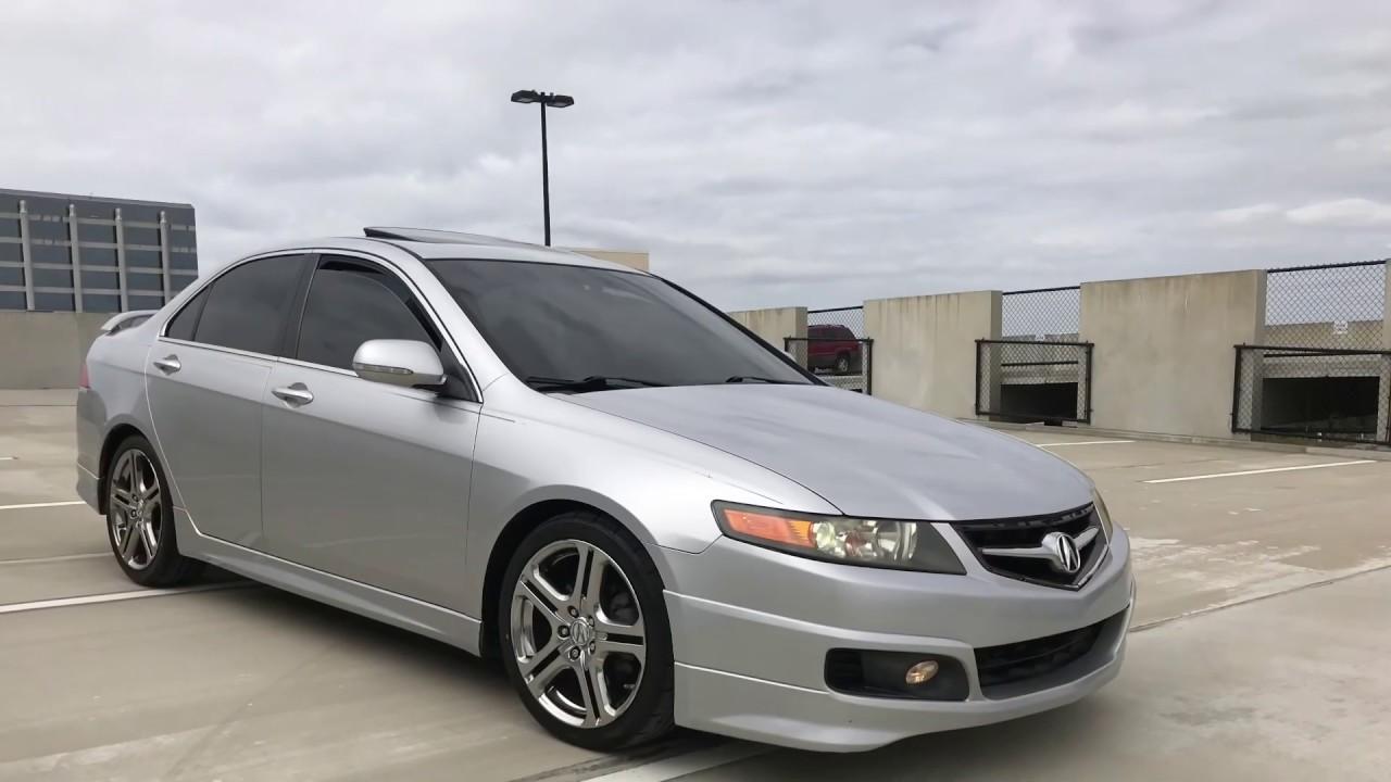 2008 Acura TSX A-Spec Quick Walk Around Car Review