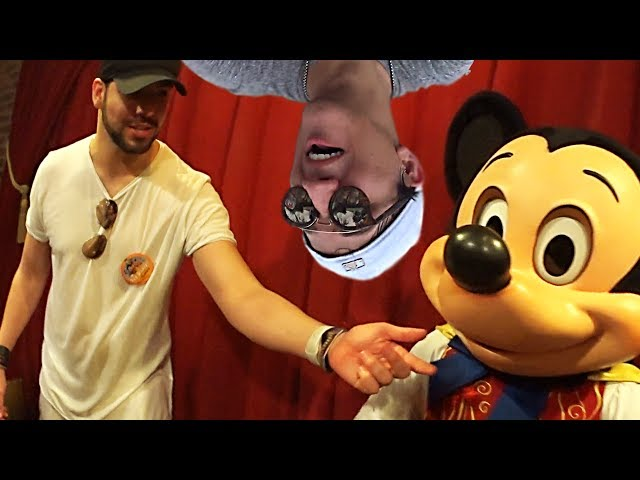 O MICKEY FOI TALARICADO!