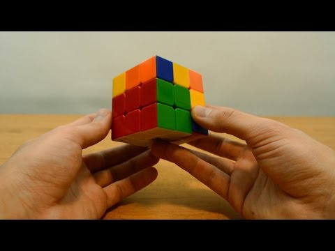 Simplest Tutorial for Intuitive F2L (3x3 Rubik's Cube) - CFO