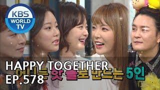 Download Video Happy Together I 해피투게더 - Hong Jinyoung, Jeon Somin, Jobin, Kim Hoyoung, Park Yuna [ENG/2019.03.14] MP3 3GP MP4