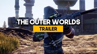 Trailer The Outer Worlds, lo nuevo de OBSIDIAN Trailer TGA 2018