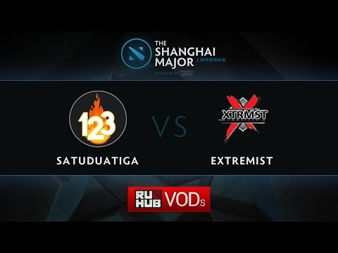 Taring - XRTMST, Shanghai Major Quali SEA, Game 1
