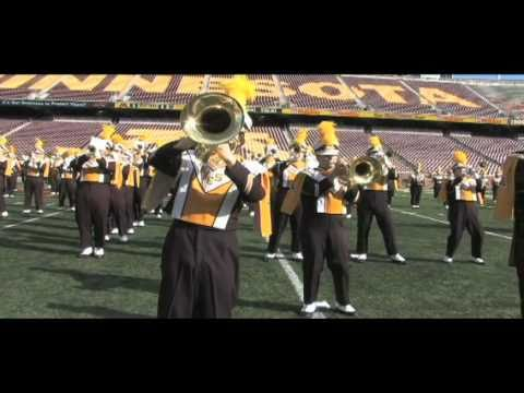 """Hawaii Five-0"" University of Minnesota Marching Band"