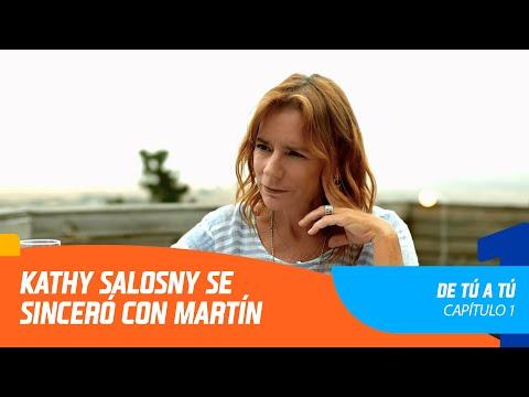 De Tú a Tú | Kathy Salosny