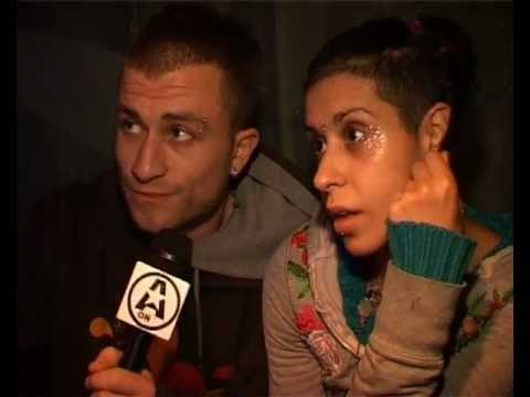 DUB FX & Flower Fairy interview (English) [LIVE-BLOG.TV]