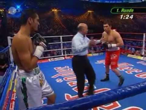 Dariusz Michalczewski vs Julio César González