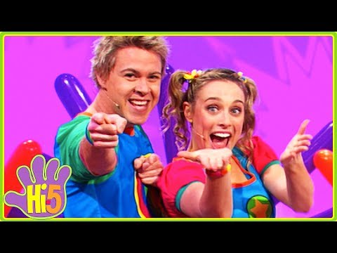Hi-5 Songs | Amazing & More Kids Songs - Hi-5 Season 13 Songs Of The Week