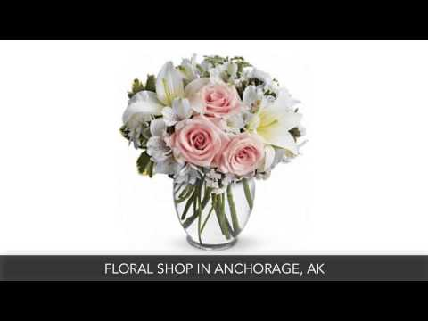 Floral Shop Anchorage AK Basket Case Gift Baskets Flowers & Balloons