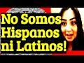 Hispanos y latinos desconocen su raza - YouTube