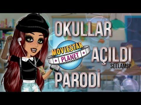 Okullar Açıldı Parodi (Msp Version)