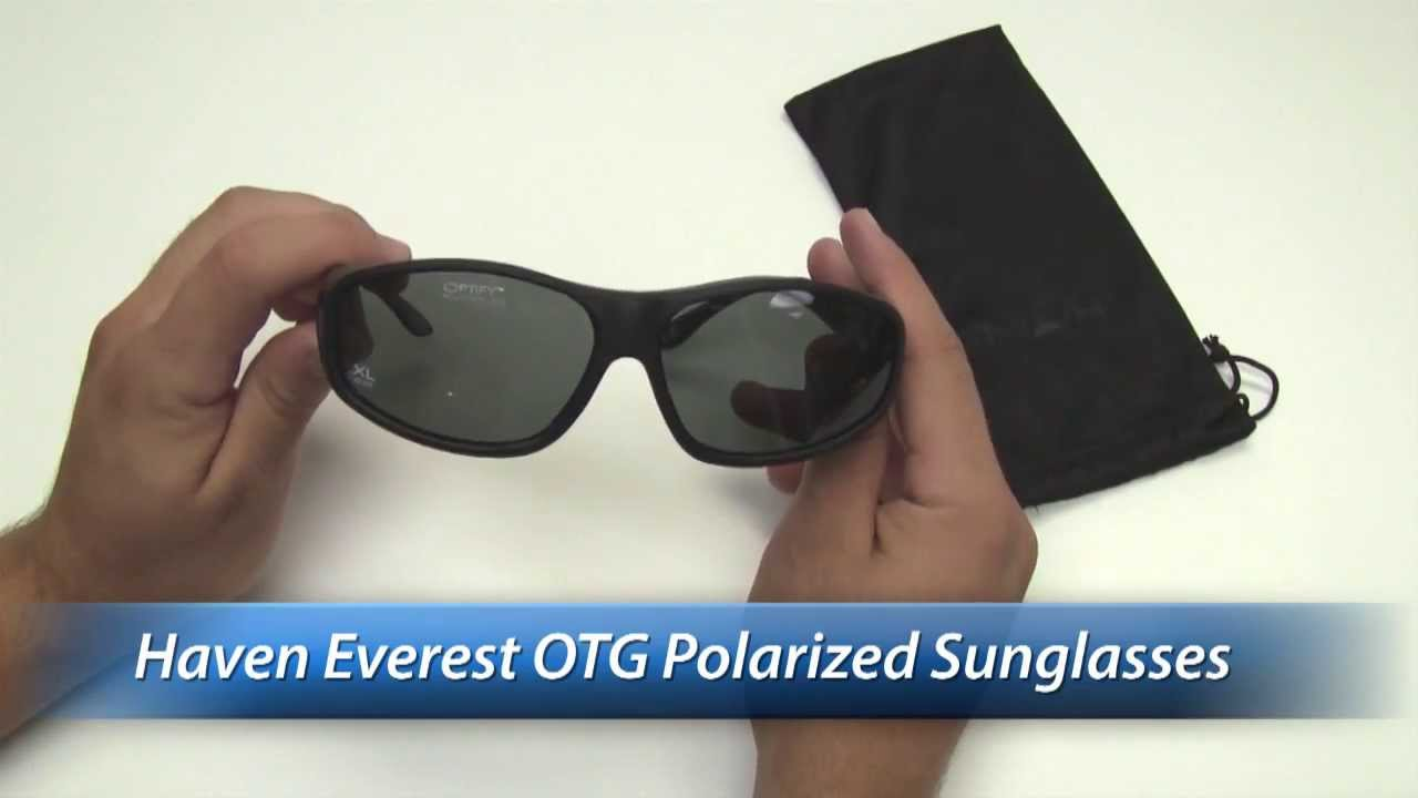 a05b5fda816 Haven Everest Over-Prescription Sunglasses Review - YouTube