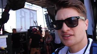 I'm Friends with We Came As Romans (Warped Tour 2015 Vlog)